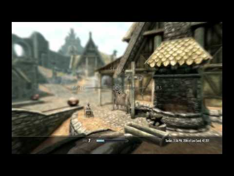 The Elder Scrolls V: Skyrim How to make ingots