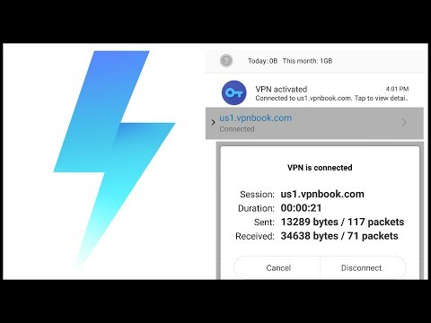 How to Setup VPN Feature in MIUI 9 Android!