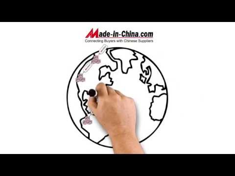 How To Source Products Direct From Chinese Manufacturers on Made-In-China.com