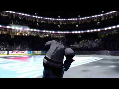 NHL 14 EASHL Goalie  Montage
