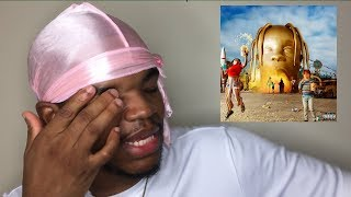 TRAVIS SCOTT - YOSEMITE | ASTROWORLD | REACTION