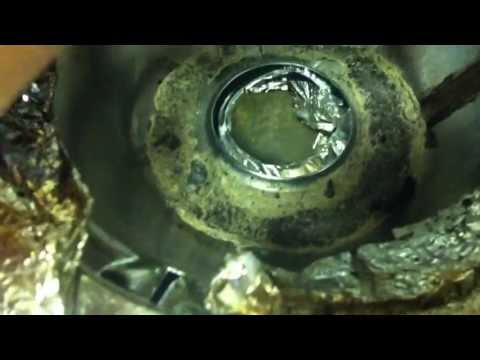 Cleaning stove, covering stove with foil, easy cleaning, gas, kitchen stove