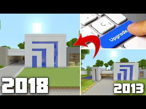 Upgrading Old Modern House 5 Years Later!