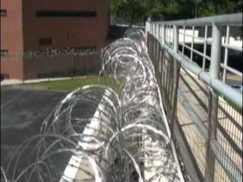 Inside the Lancaster County Prison [Lancaster, PA]