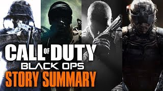 Call of Duty: Black Ops Saga Story Summary - What You Need to Know!