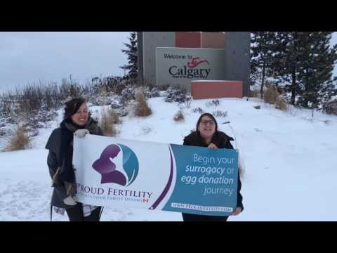 Proud Fertility in Calgary Alberta - Egg Donation and Surrogacy in Canada