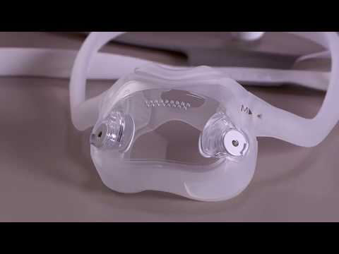 DreamWear Full Face CPAP/BiPAP Mask Cleaning & Assembly