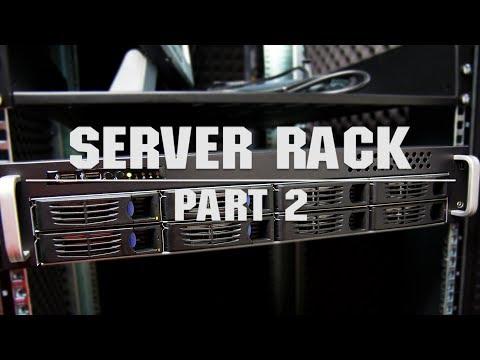 Home Server Rack - Build Log Part 2 [Deutsch/German]