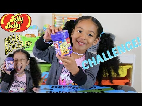 BEAN BOOZLED CHALLENGE with a TWIST!!!! *New FLAVORS*