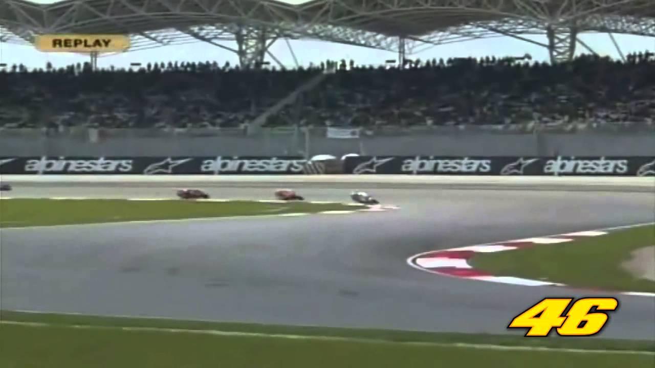 MotoGP 2008 Sepang -SINTESI-