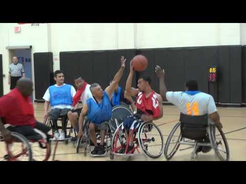 Wheelchair FastBreak 2Night Top 10 7/15/2013