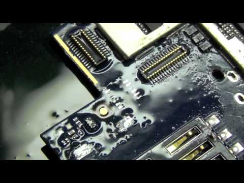 iPhone 3G & 3GS connector number 3 repair part 2