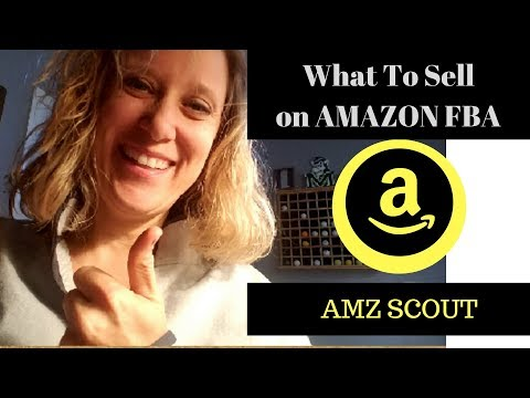 💸 How to pick What to sell on Amazon FBA