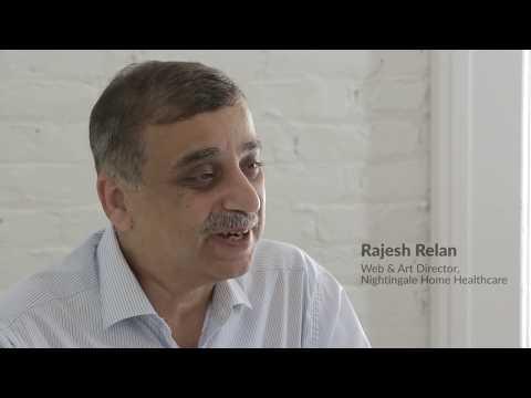 Caspio Customer Testimonial: Nightingale Home Healthcare