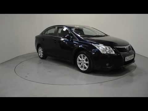 Used 2009 Toyota Avensis | Used Cars for Sale NI | Shelbourne Motors NI | YLZ6204
