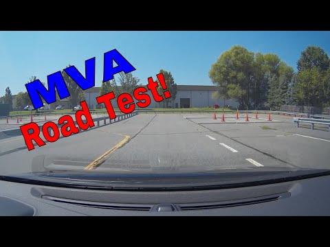 Maryland MVA Drivers License Road Test