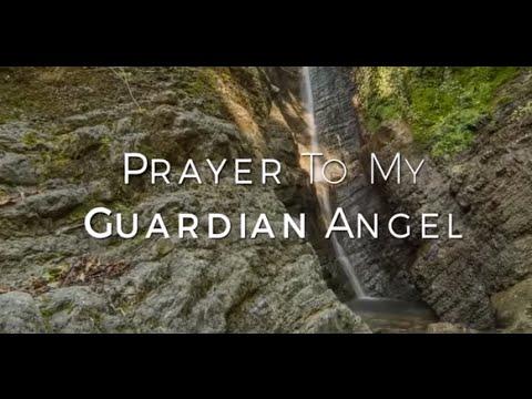 Prayer To My Guardian Angel HD