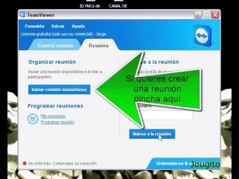 Como usar TeamViewer 8