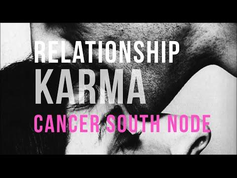 RELATIONSHIP KARMA: CANCER Composite South Node