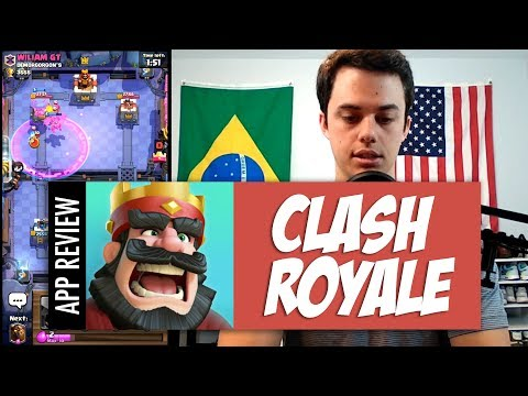 Clash Royale - My favorite decks to play with
