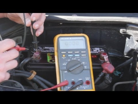 How to Find A Car Battery Drain