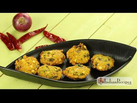 Masala Vada Recipe | Masal Vadai | Crispy Masala Vada | South Indian Snack