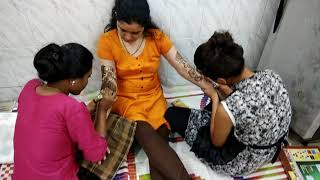 Mehndi Celebration | Shubhangi Keer Daughter Wedding