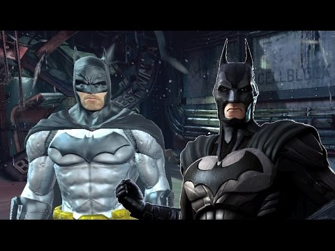 How to unlock the New 52 Metallic and Injustice skins for Batman: Arkham Origins!