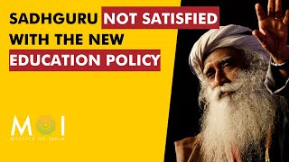 Sadhguru Shares His Opinion About India's New Education Policy 2020   Mystics Of India