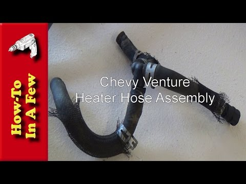 How To: Replace Chevrolet Venture Heater Hoses