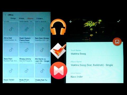Xiaomi MiUi Music Player Album art not appearing (Alternative Music Player)