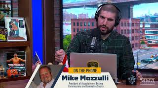 ABC President Mike Mazzulli: Conor McGregor Should be Suspended After Acting 'Like a 5-Year-Old'