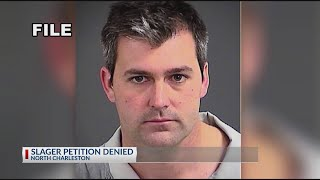 Judge denies Michael Slager's petition to overturn sentence