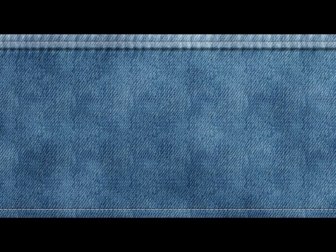 Photoshop Photo Manipulation Tutorial How to make the folds and seams in Jeans using Photoshop CS6