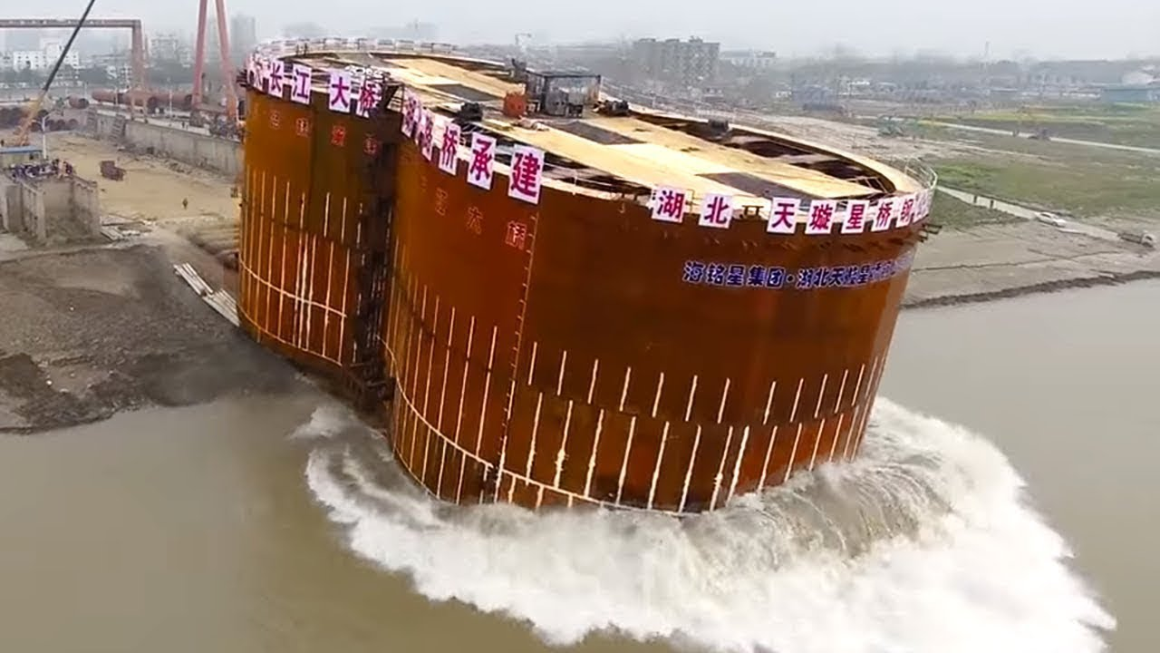Extreme Engineering Machines Building The Most Amazing Megastructures