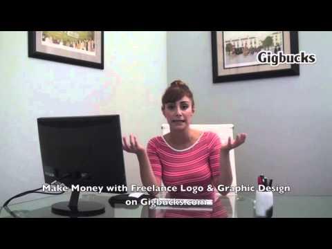 Make money with freelance logo & graphic design micro jobs!