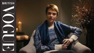 Cara Delevingne's Perfect Christmas   British Vogue