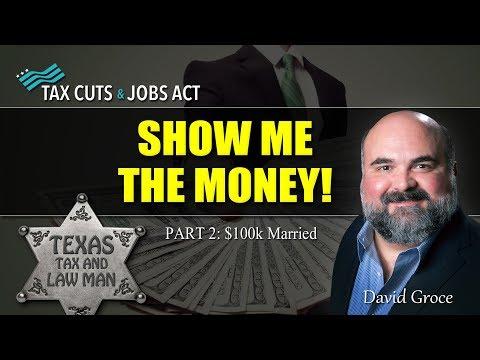 Show Me the Money! (Part 2: $100k Married Couple - Tax Comparison)