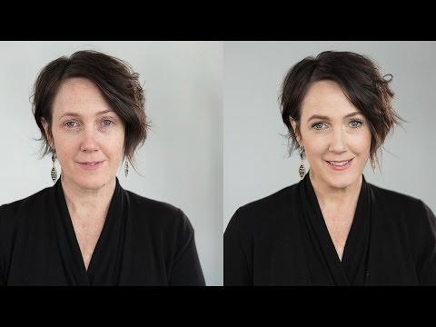 Over 50 Makeup Tutorial Using Natural Cosmetics