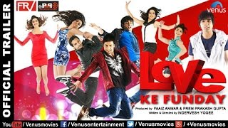Love Ke Funday - Official Trailer 2016 | Shaleen Bhanot | Pooja Banerjee | Hindi Movies Trailer 2016