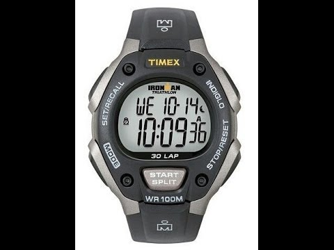 Timex Ironman Triathlon Watch - CR2025