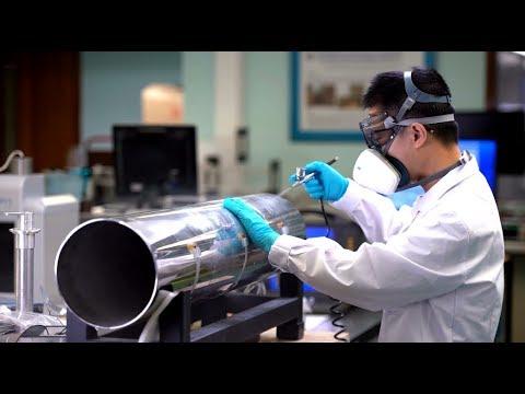 Spray-on Nanocomposite Sensors