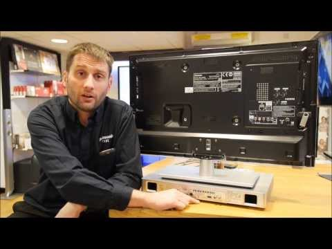 How to setup a Panasonic Speaker board - SCHTE80