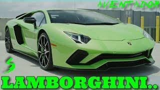 Lamborghini - avantador , urus - high speed cute super best top car vehicles - music - SCREENSHOTZ