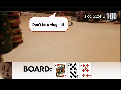 How to be a Nit and win at Poker