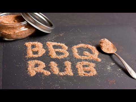Texas BBQ Rub - BBQ Rub Recipe #3