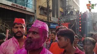 SRS Ganesh visarjan belgaum 2017 - dj Vighanaharta sound on