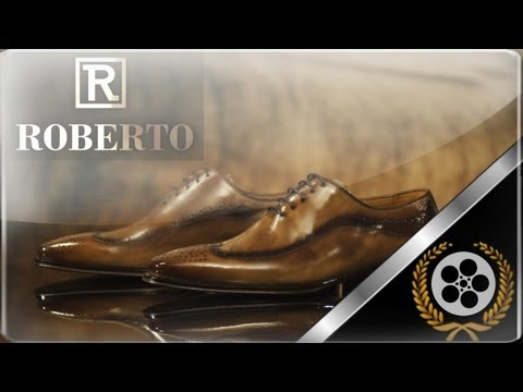 ROBERTO SHOES Commercial // 2012 // HD