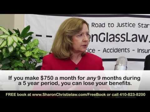 Can I work if I'm getting social security disability benefits?