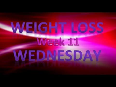 WLW week 11 recap with weightwatchers